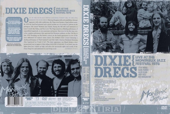 Dixie Dregs Live in Montreux 1978