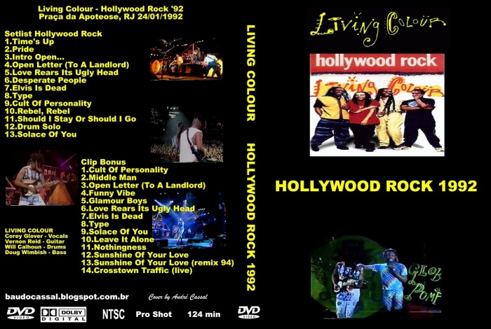 Hollywood Rock 92