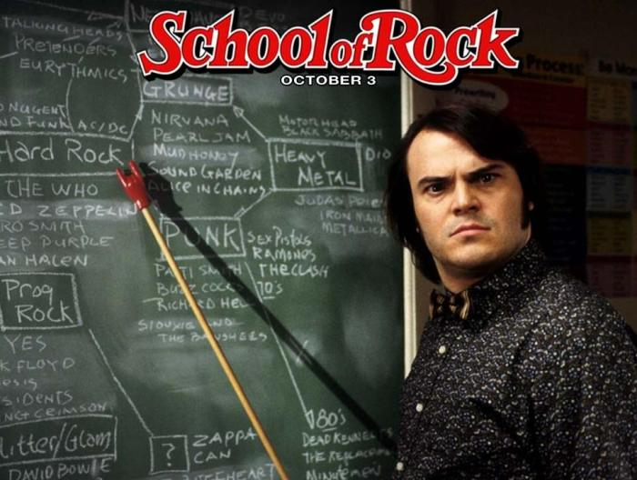 School of Rock - Scuola di Rock