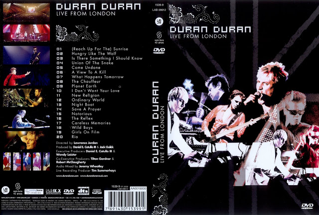 Duran Duran - Live From London